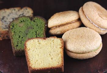 低糖質パウンドケーキ・ブッセ18個